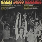 Click here for more info about 'Various-Soul & Funk - Great Disco Demands'