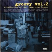 Click here for more info about 'Various-Soul & Funk - Groovy Vol. 2 - A Collection Of A Rare Jazzy Club Tracks'