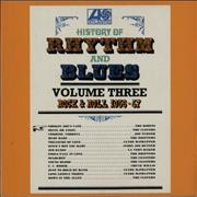 Click here for more info about 'Various-Soul & Funk - History Of Rhythm And Blues Volume Three'