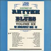 Click here for more info about 'Various-Soul & Funk - History Of Rhythm And Blues Volume 6: On Broadway 1963-64'
