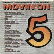 Click here for more info about 'Various-Soul & Funk - Movin' On 5'