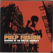 Click here for more info about 'Various-Soul & Funk - Pulp Fusion: Revenge Of The Ghetto Grooves'