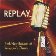 Click here for more info about 'Various-Soul & Funk - Replay - Fresh New Remakes Of Yesterday's Classics'