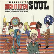 Click here for more info about 'Various-Soul & Funk - Sock It To 'Em Soul - 60's Club Soul Classics'