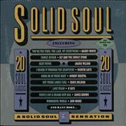 Click here for more info about 'Various-Soul & Funk - Solid Soul - Sealed'