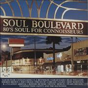 Click here for more info about 'Various-Soul & Funk - Soul Boulevard - 80's Soul For Connoisseurs'