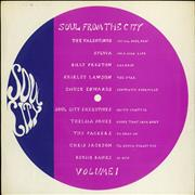 Click here for more info about 'Various-Soul & Funk - Soul From The City Volume 1'