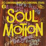 Click here for more info about 'Various-Soul & Funk - Soul Motion'