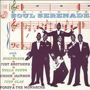 Click here for more info about 'Various-Soul & Funk - Soul Serenade'