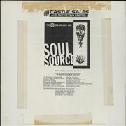 Click here for more info about 'Various-Soul & Funk - Soul Source - The Soul Era Volume One - White label test pressing'