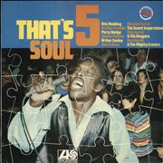Click here for more info about 'Various-Soul & Funk - That's Soul 5'