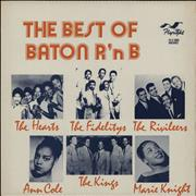 Click here for more info about 'Various-Soul & Funk - The Best Of Baton R'nB'