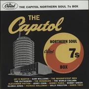 Click here for more info about 'Various-Soul & Funk - The Capitol Northern Soul 7s Box - Numbered'