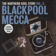 Click here for more info about 'Various-Soul & Funk - The Northern Soul Story Vol. 3: Blackpool Mecca - Blue Vinyl'