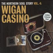 Click here for more info about 'Various-Soul & Funk - The Northern Soul Story Vol. 4: Wigan Casino - Yellow Vinyl'