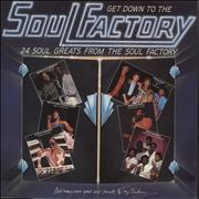 Click here for more info about 'Various-Soul & Funk - The Soul Factory'