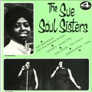 Click here for more info about 'Various-Soul & Funk - The Sue Soul Sisters'