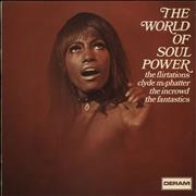 Click here for more info about 'Various-Soul & Funk - The World Of Soul Power'