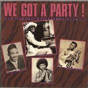 Click here for more info about 'Various-Soul & Funk - We Got A Party! The Best Of Ron Records Volume 1'