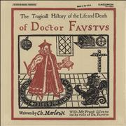 Click here for more info about 'Various-Spoken Word & Poetry - The Tragical History Of Dr. Faustus'