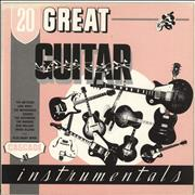 Click here for more info about 'Various-Surf & Instrumental - 20 Great Guitar Instrumentals'