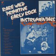 Click here for more info about 'Various-Surf & Instrumental - Rare Wild Primitive Early Rock Instrumentals'