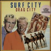 Click here for more info about 'Various-Surf & Instrumental - Surf City / Drag City'