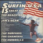 Click here for more info about 'Various-Surf & Instrumental - Surfin' USA'