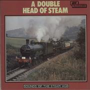 Click here for more info about 'Various-Trains - A Double Head Of Steam'
