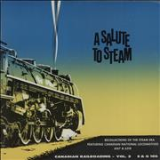 Click here for more info about 'Various-Trains - A Salute To Steam – Canadian Railroading - Vol. 2'