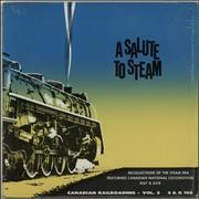 Click here for more info about 'Various-Trains - A Salute To Steam'