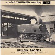 Click here for more info about 'Various-Trains - Bulleid Pacifics EP'