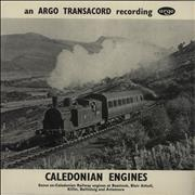 Click here for more info about 'Various-Trains - Caledonian Engines EP'