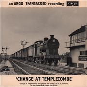Click here for more info about 'Various-Trains - Change At Templecombe EP'