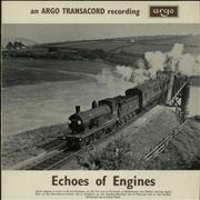 Click here for more info about 'Various-Trains - Echoes Of Engines'