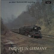 Click here for more info about 'Various-Trains - Engines In Germany'