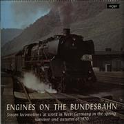 Click here for more info about 'Various-Trains - Engines On The Bundesbahn'