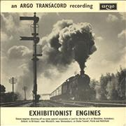 Click here for more info about 'Various-Trains - Exhibitionist Engines EP'