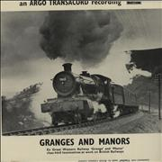 Click here for more info about 'Various-Trains - Granges And Manors EP'