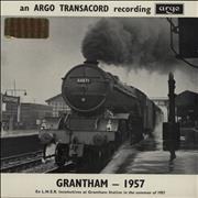 Click here for more info about 'Various-Trains - Grantham - 1957 EP'