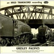 Click here for more info about 'Various-Trains - Gresley Pacifics EP'