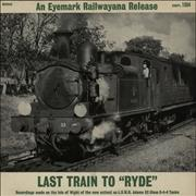 Click here for more info about 'Various-Trains - Last Train To Ryde'