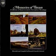 Click here for more info about 'Various-Trains - Memories Of Steam'