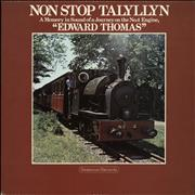Click here for more info about 'Various-Trains - Non Stop Talyllyn - A Memory In Sound Of A Journey On The No.4 Engine,