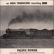 Click here for more info about 'Various-Trains - Pacific Power EP'