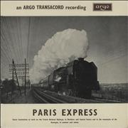 Click here for more info about 'Various-Trains - Paris Express'