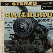 Click here for more info about 'Various-Trains - Railroad: Sounds Of A Vanishing Era'