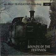 Click here for more info about 'Various-Trains - Sounds Of The Festiniog'