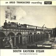 Click here for more info about 'Various-Trains - South Eastern Steam EP - 2nd'