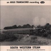 Click here for more info about 'Various-Trains - South Western Steam EP'